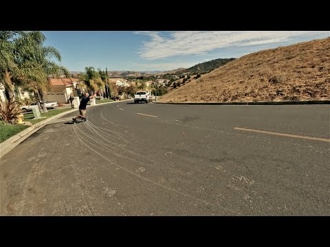 Longboarding: Steppin' It Up - Patrick François