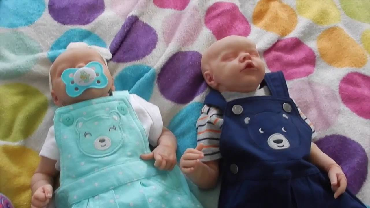 Reborn Baby Twins Raelynn And Ryan S Morning Routine Youtube