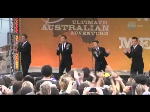 Human Nature - People Get Ready Live (A Capella)
