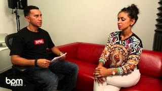 "MYA - How ""Ghetto Superstar"" Was Made - BPM Supreme TV"