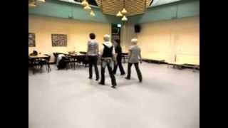 "Line dance ""MY SPECIAL PRAYER"" choreography by John Warnars (NL)"
