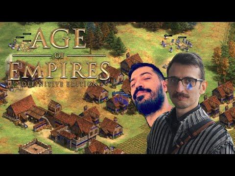 BULGARLAR BOŞLUK'U AĞLATIYOR !!   Age Of Empires II: Definitive Edition