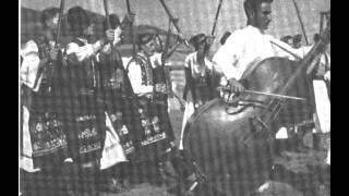 Ján Nosáľ a Štefan Nosáľ - Rozkazovačky (Slovak Folk Songs)