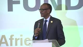 Launch of Peace Fund | Remarks by President Kagame | Addis Ababa, 17 November 2018