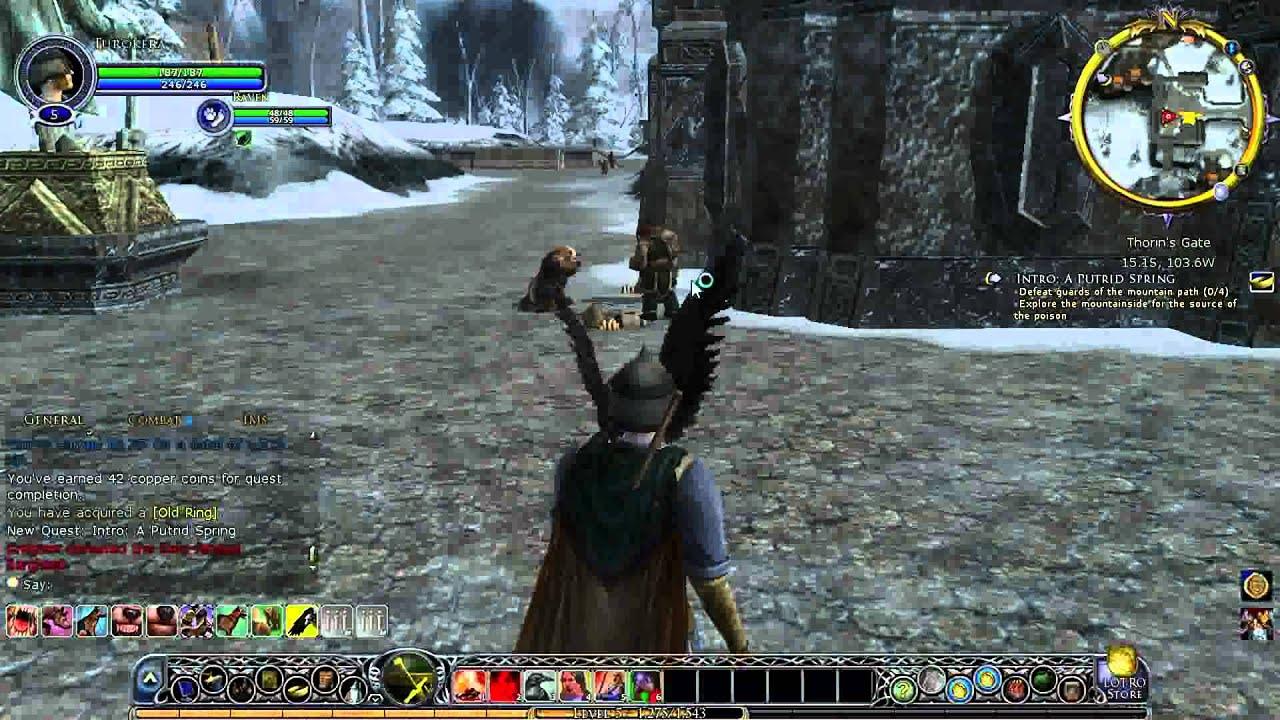 Ring online game