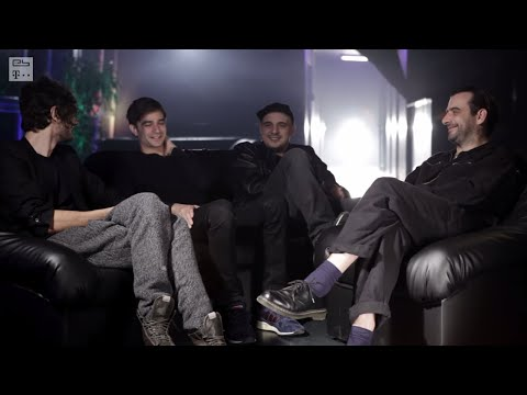 JON HOPKINS MEETS MODERAT (EB.TV Feature)
