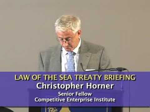 Christopher Horner: Will United States Sovereignty Be Lost?