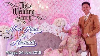 Wedding Aswandi Dan Nova Rina 24 Juni 2018