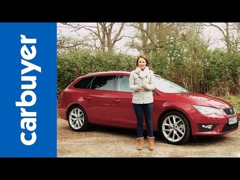 SEAT Leon ST estate 2014 review – Carbuyer