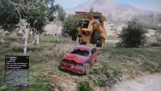 Mud Bogging in a Dump Truck | Watch Out Pierre!