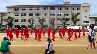 【体育祭】男子クラス ネタダンス