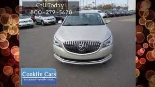 NEW 2015 Buick LaCrosse - Available Now - Conklin Cars Hutchinson/Wichita/Newton/Haven