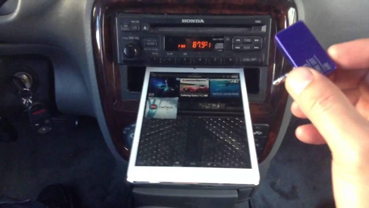 Car Stereo Wallpaper Best Ipad Mini Accessory Ipad Mini On Car Radio Plug