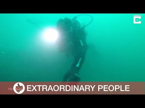 Moment Diver Saved Friend After Oxygen Ran Out