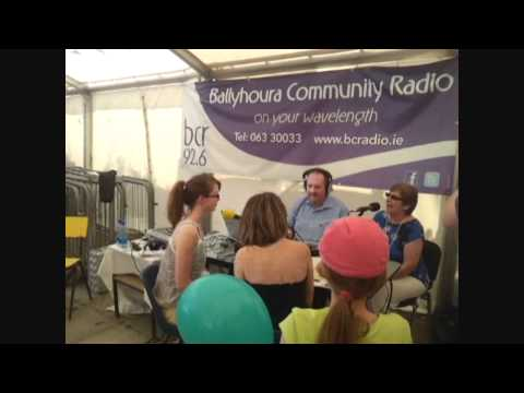 BCR's First Live Outside Broadcast in Charleville!