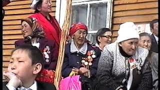 Парад Дня Победы, 2005 год. Чыаппара, Чурапчинский улус, Республика Саха (Якутия) 8 часть