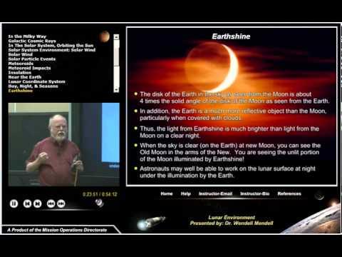 Moon 101. 02. The Lunar Environment