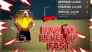 [NEW & CODE ] HOW TO LEVEL UP FAST IN ESPER ONLINE! | ROBLOX
