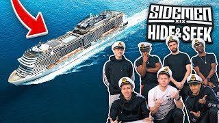 Download SIDEMEN $900 MILLION CRUISE SHIP HIDE & SEEK! Mp3 and Videos