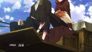 Spice and Wolf OP ( IN HD!! )