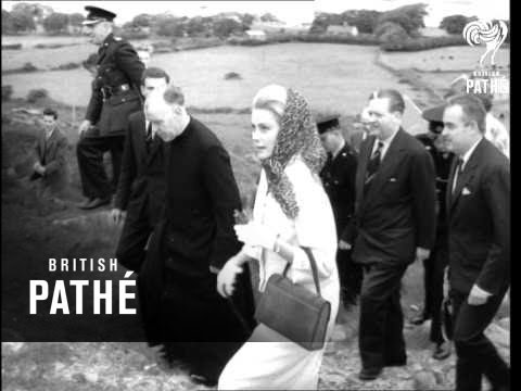 Princess Grace Makes Croagh Patrick Pilgrimage AKA Princess Grace's Irish Pilgrimage (1961)