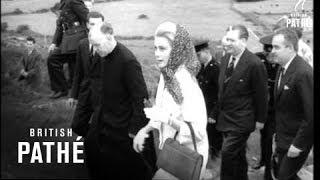 Princess Grace Makes Croagh Patrick Pilgrimage AKA Princess Grace's Irish Pilgrimage (1961)