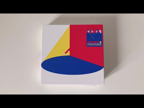 Unboxing // SHINee 6th Album // The Story Of Light: Epilogue