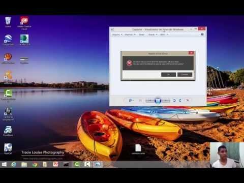 Application Error - 3ds Max 2014