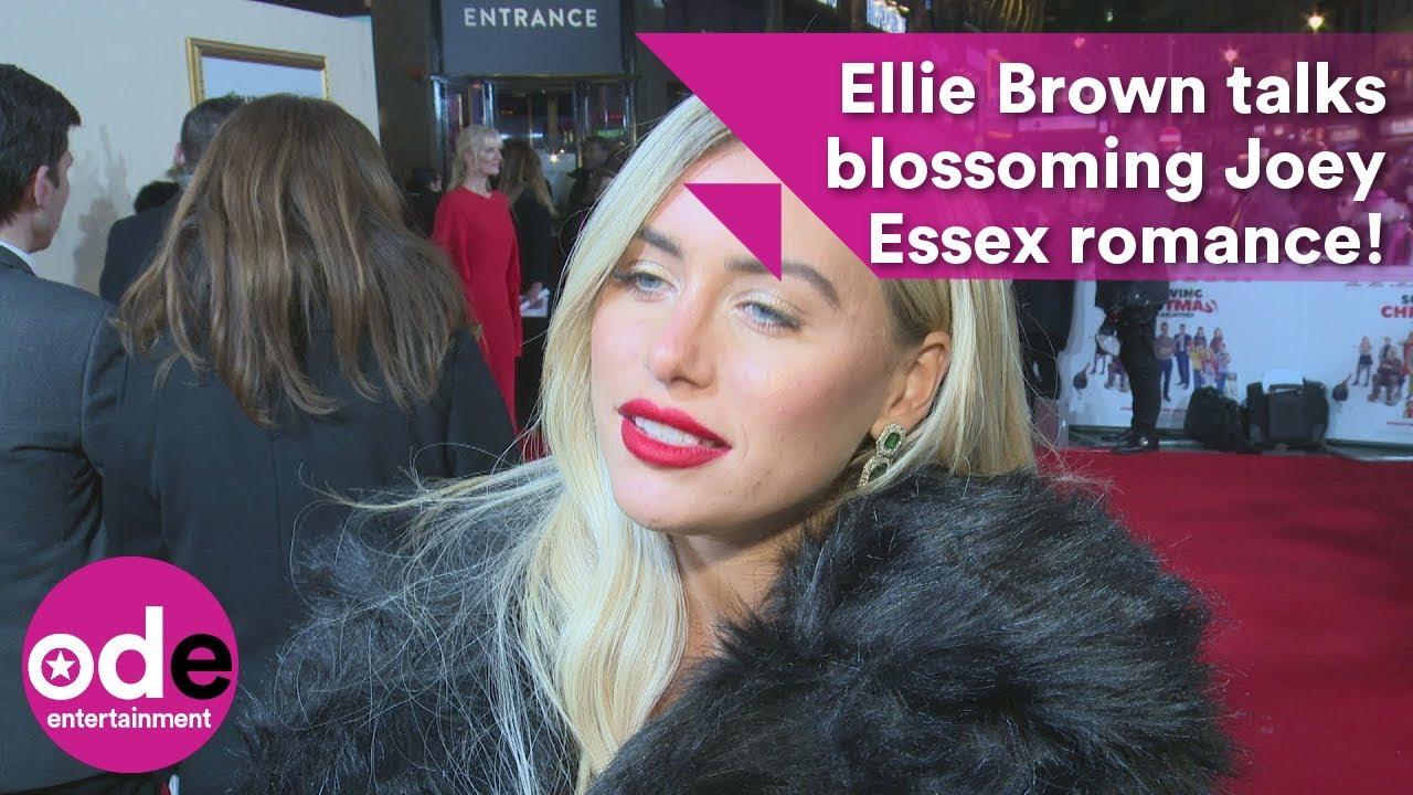Pics Ellie Brown nudes (35 photo), Pussy, Leaked, Twitter, cleavage 2015