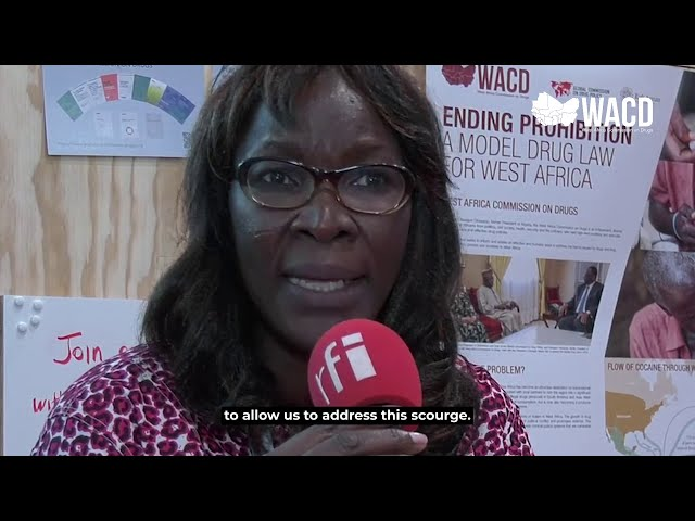 The West African Commission on Drugs at the Paris Peace Forum 2020