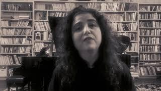 Лера Ауэрбах / Lera Auerbach • Стихи / Poems [Пиши, пиши, дерзай, пока...]