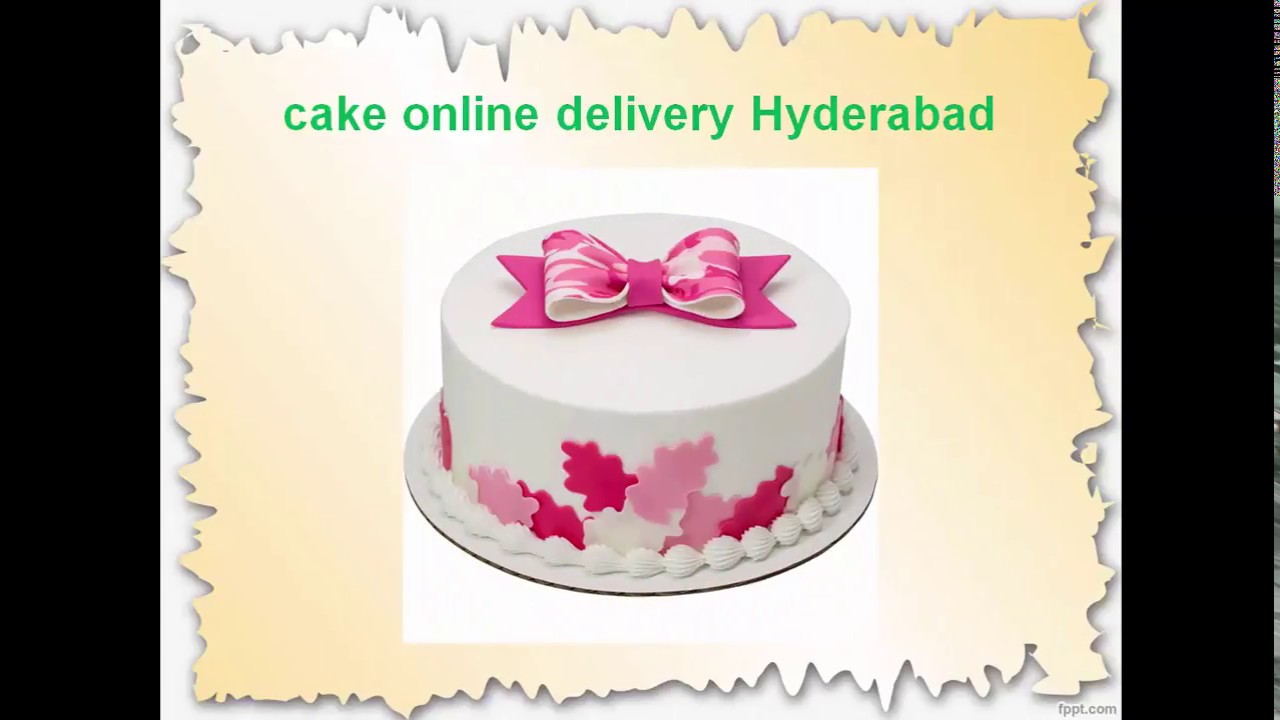 Cake Order In Hyderabad Midnight Online Birthday Delivery Plus Gift