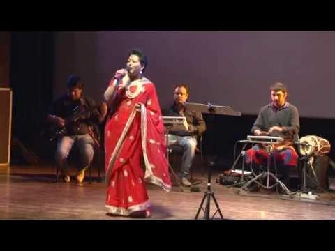 Jab Chhaye Mera Jadoo - Sung Live By Sumita Saksena