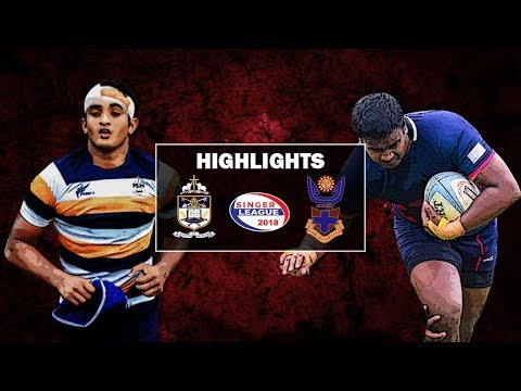 Match Highlights - St. Peter's College v Kingswood College Schools Rugby Cup 37