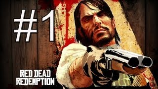 Let´s Play Red Dead Redemption Part 1 [Deutsch/HD]