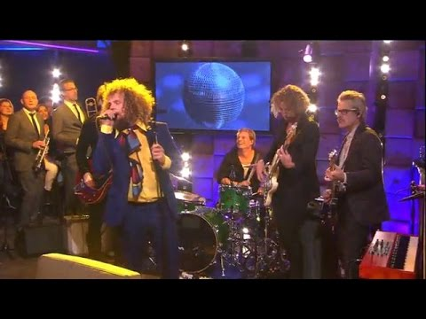 DI-RECT covert James Brown - Sexmachine - RTL LATE NIGHT