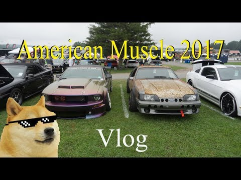 American Muscle Car Show 2017