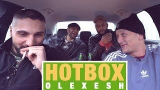 Von Cali bis nach Offenbach: Hotbox mit Olexesh & 385i (Trailer) | 16BARS.TV