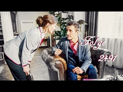 Clara & Adrian || Folge 2491 || Sturm der Liebe [HD]