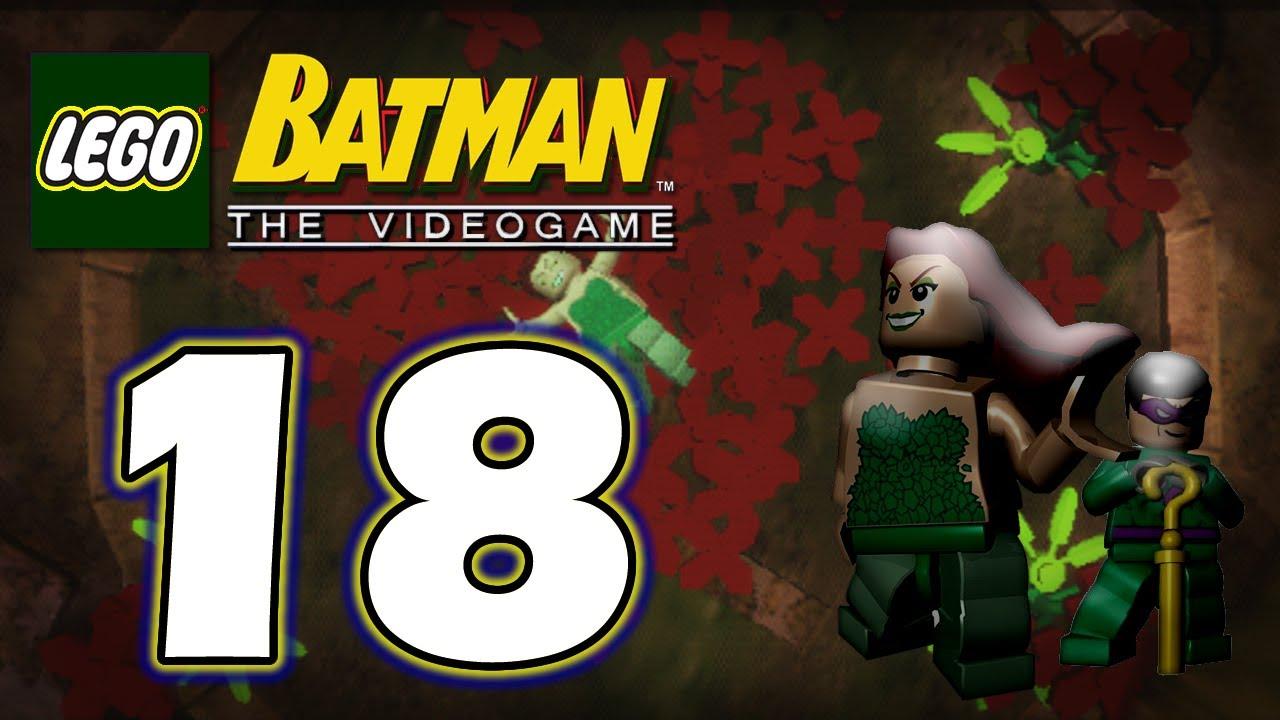 LEGO Batman [PSP] - #18. | Green Fingers - YouTube