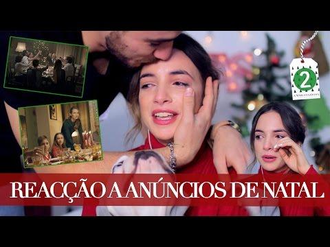 Reacção a Anúncios de Natal Fofinhos | A Maria Vaidosa