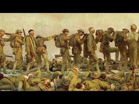 """The Story and Significance of John Singer Sargent's """"Gassed"""""""
