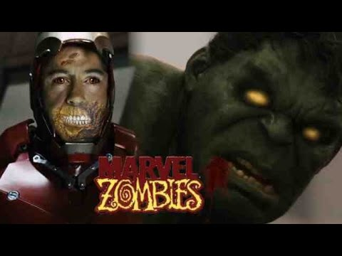 Marvel's Avengers Zombies Fan Made Trailer By Alex Luthor