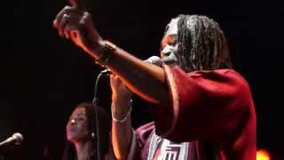 "Horace Andy and Crystal Axe - ""Spying Glass"" - Dub Club - 2013-05-31"
