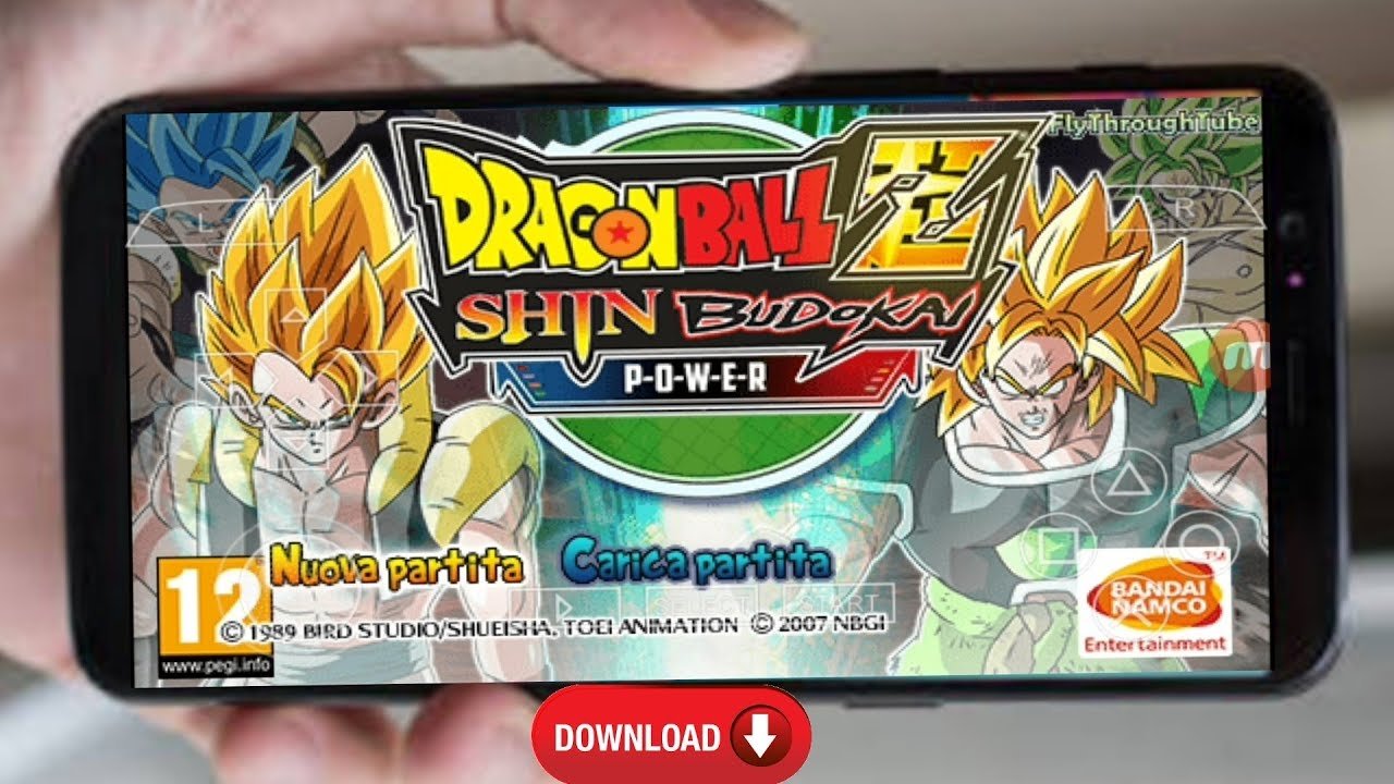 Dragon Ball Z Shin Budokai 3