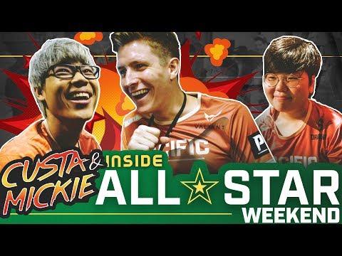 Goodbye OWL Season One | Inside Overwatch League All Star Weekend thumbnail