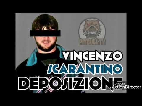 Vincenzo Scarantino Processo per la strage di Via D'Amelio (Roma 24/5/1995) Vol.2