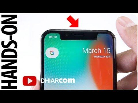 Unboxing Android Berponi Pertama Di Indonesia