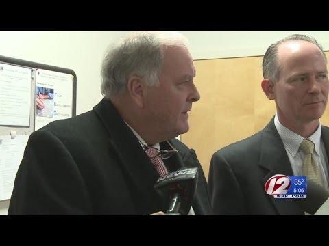 Ex-lawmaker, Raimondo appointee gets revolving door fine