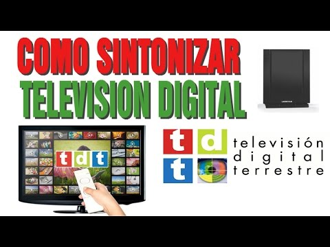 Como ver TV Digital TDT , HDTV .из YouTube · Длительность: 7 мин2 с